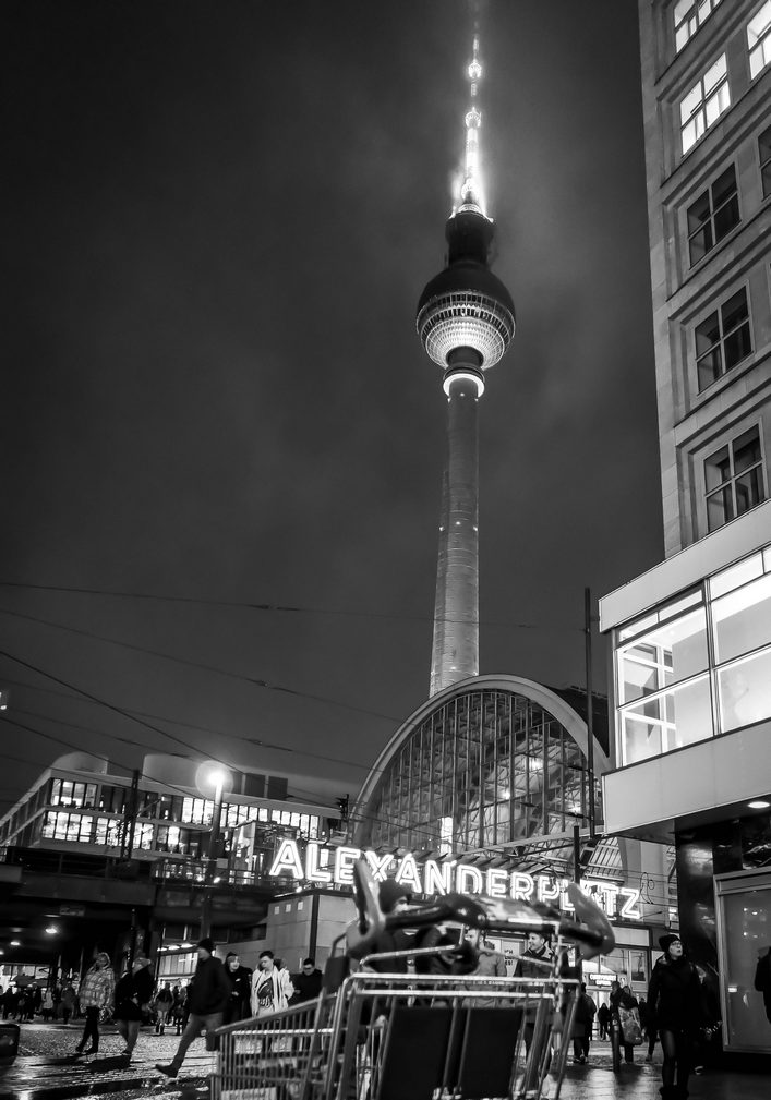 Berlin Street Photography