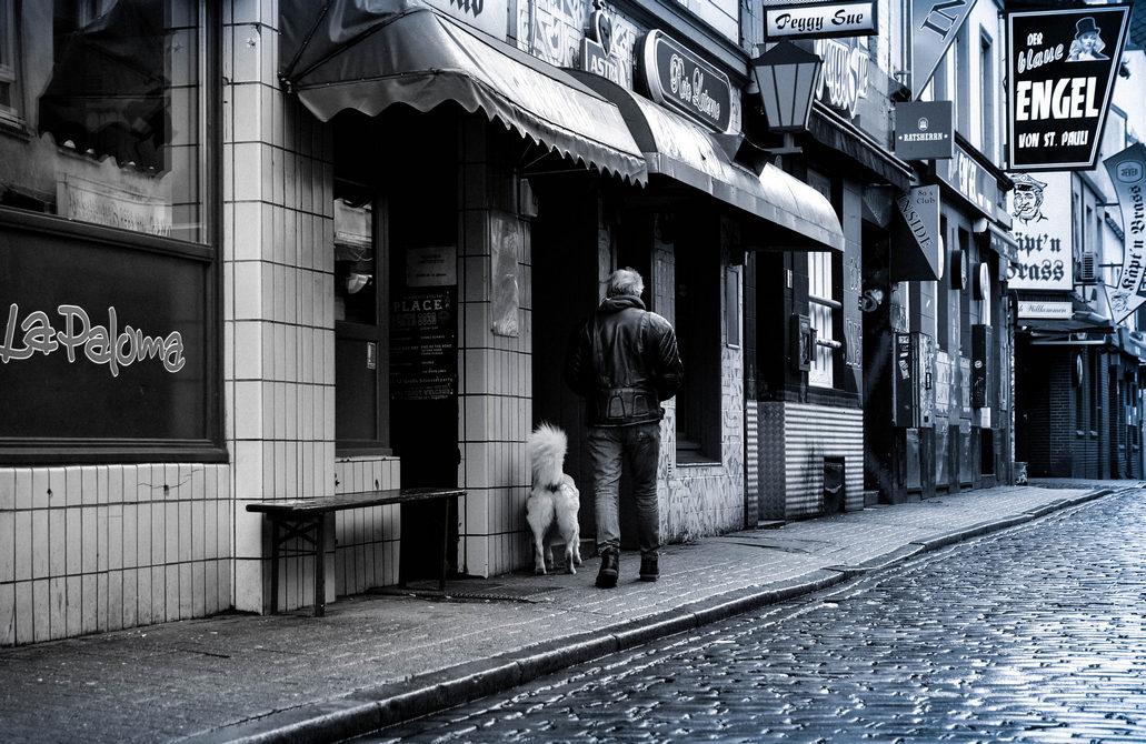 Hamburg Street Photography