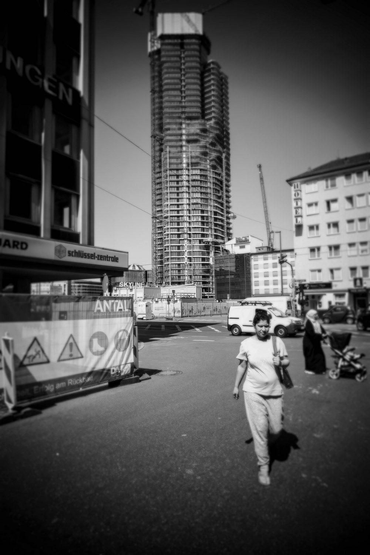 Bahnhofsviertel Frankfurt Street Photography