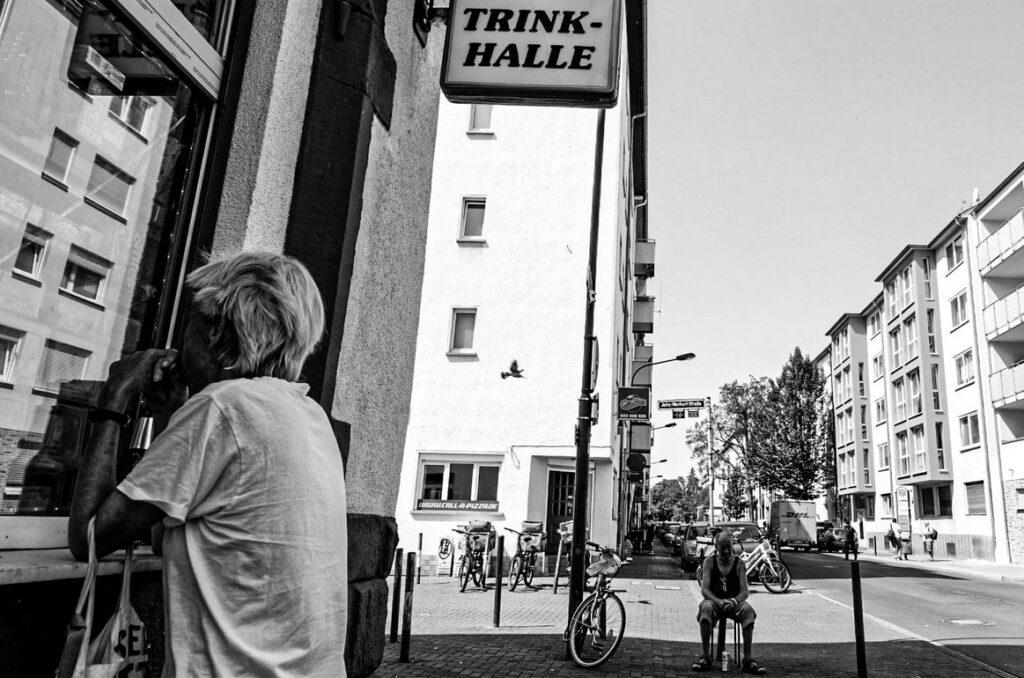 Frankfurt Strassenfotografie