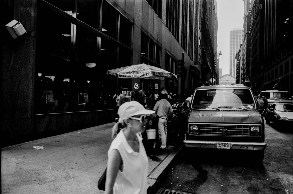 new york analoge city Street Photography