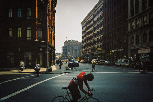 New York City analoge Street Photography