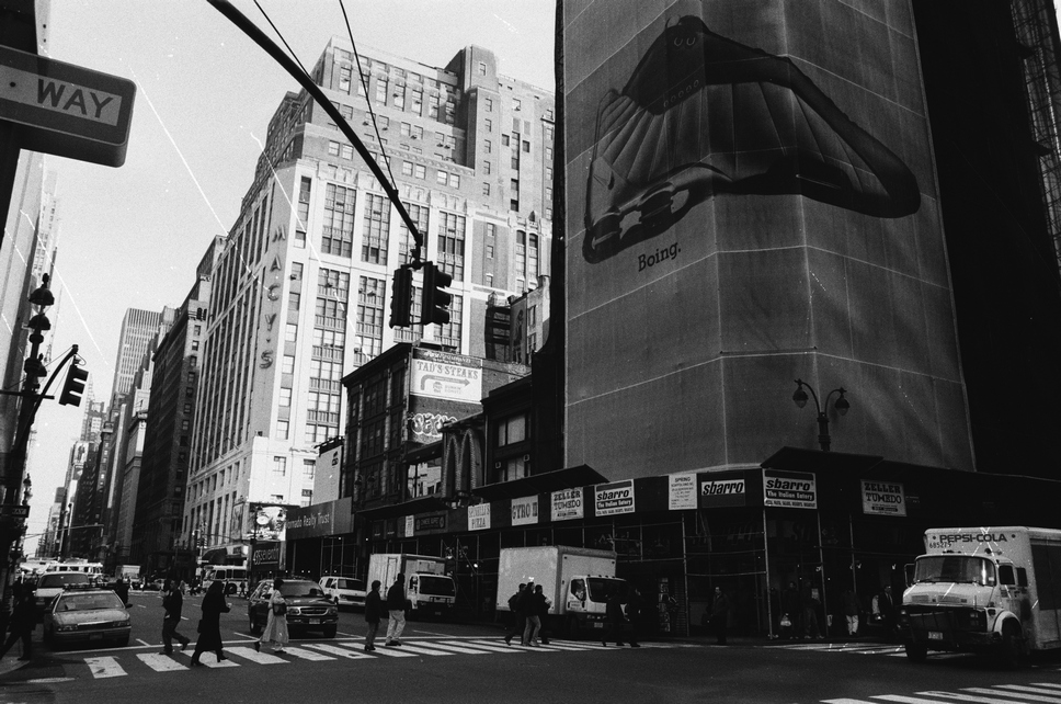new-york-city analoge street-photography-film