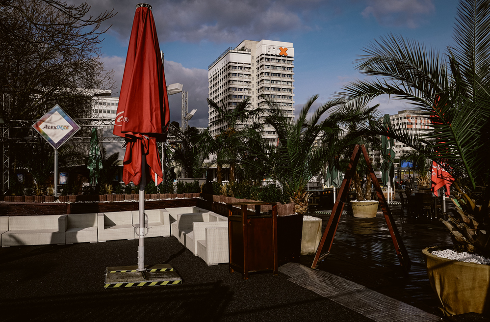 Berlin urbane fotografie