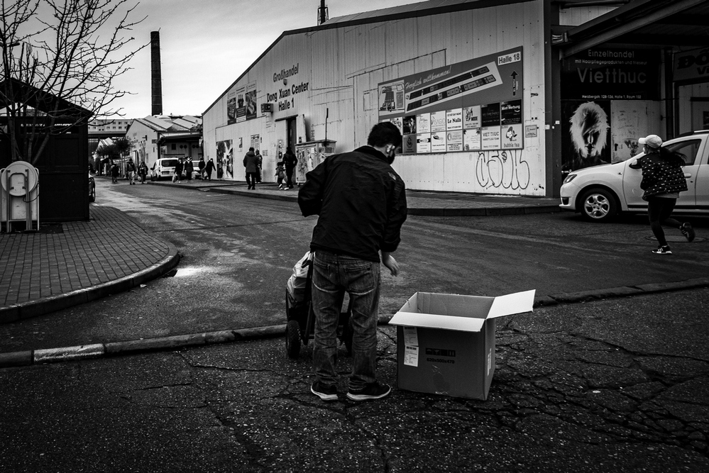 Berlin Strassenfotografie